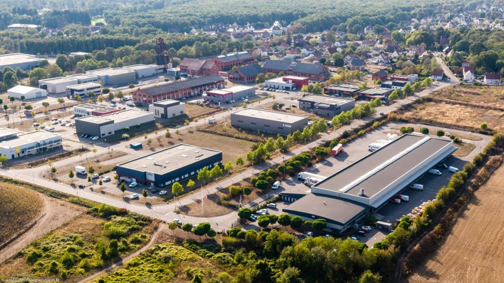 Wittelsheim - Drone Supervision DJI_0284